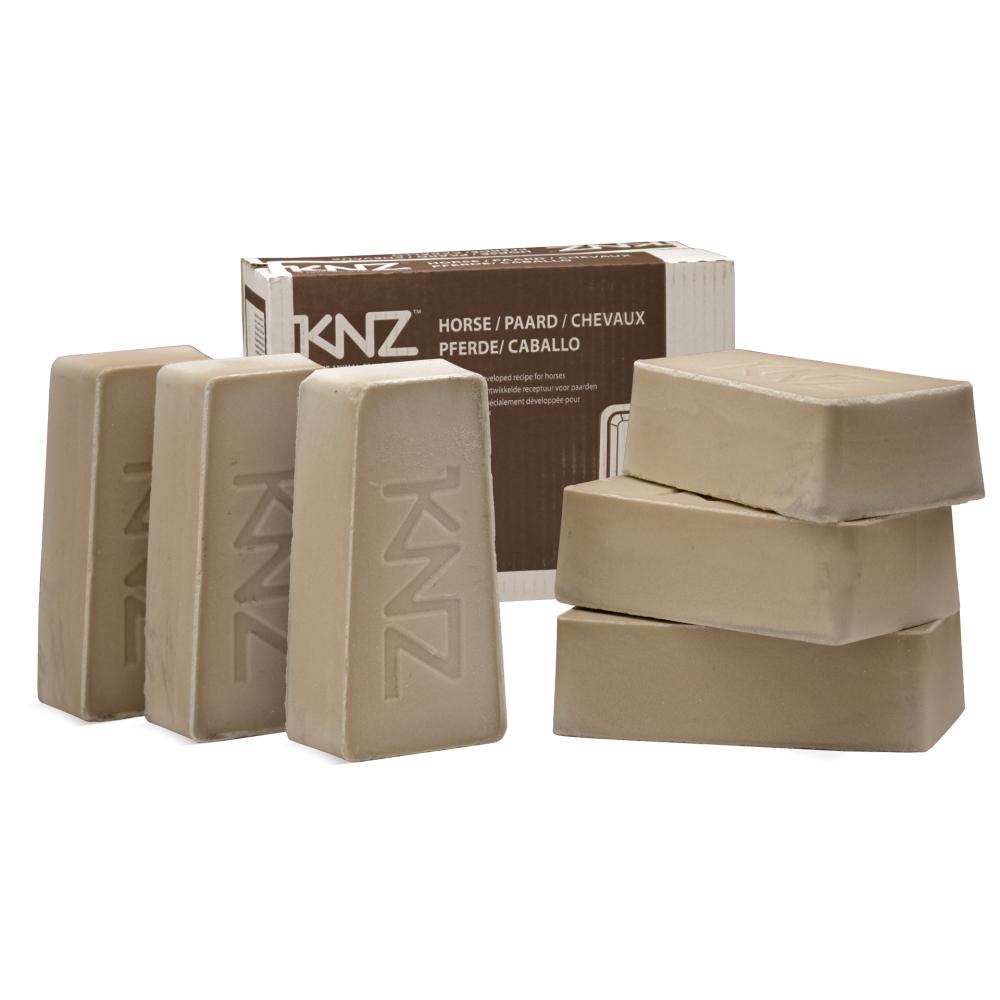KNZ Leckstein für Pferde Mineralleckstein 6x2kg