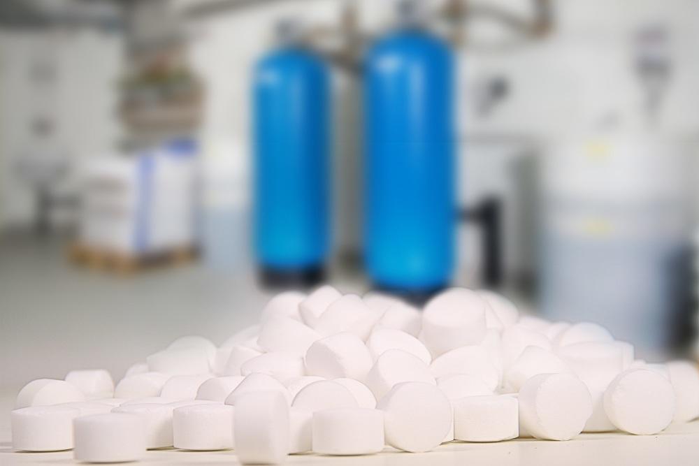 Axal Pro 1 Tonne Regeneriersalz Salztabletten zu 25kg Säcken