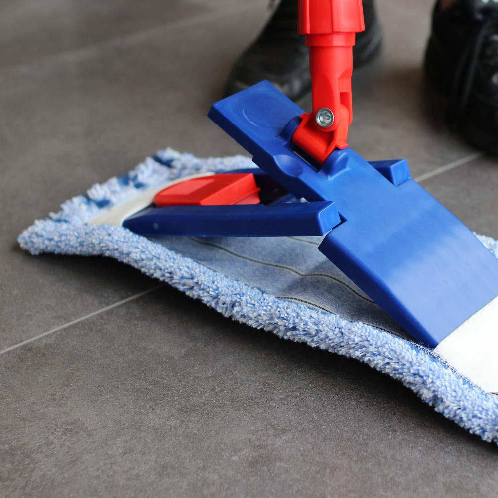lunar. premium cleaning Microfaser Wischmopp 52x15cm 960g/m²