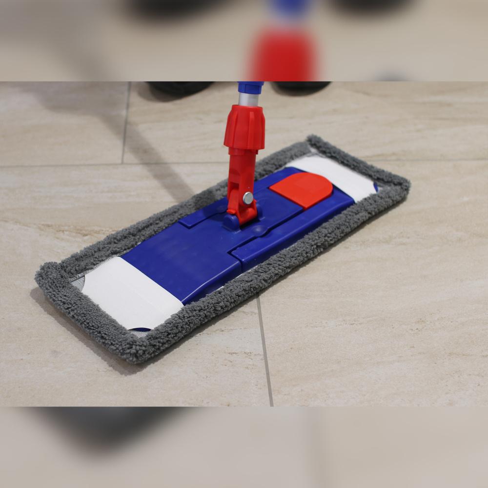 lunar. premium cleaning Microfaser Wischmopp 41x12cm 700g/m²