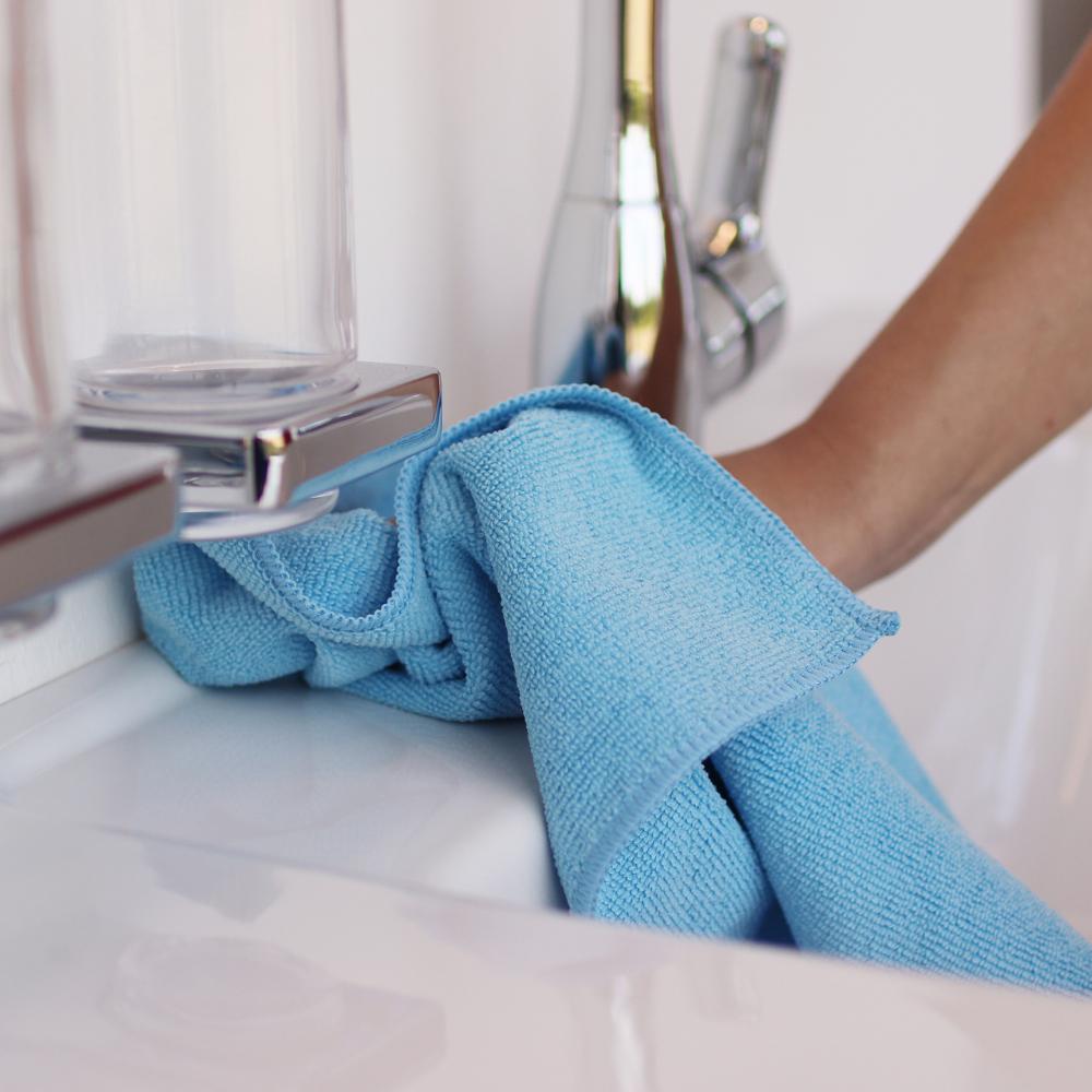 lunar. premium cleaning 3 Stück Microfasertücher