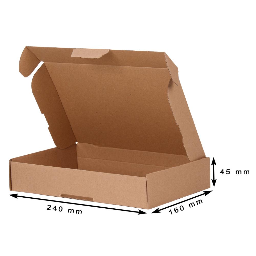 A&G-heute Maxibriefkarton DIN A5  240 x 160 x 45mm