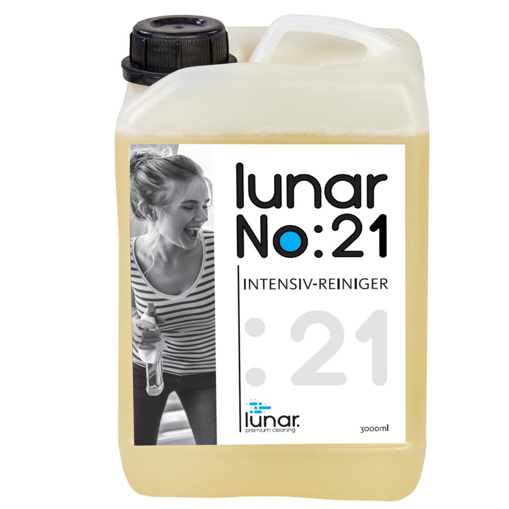 lunar. premium cleaning 3 Liter Intensivreiniger Konzentrat