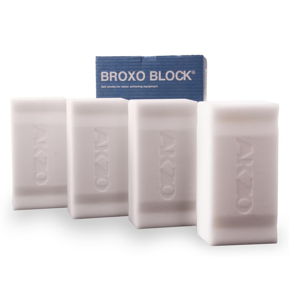 Broxo Block Regeneriersalz Siedesalz