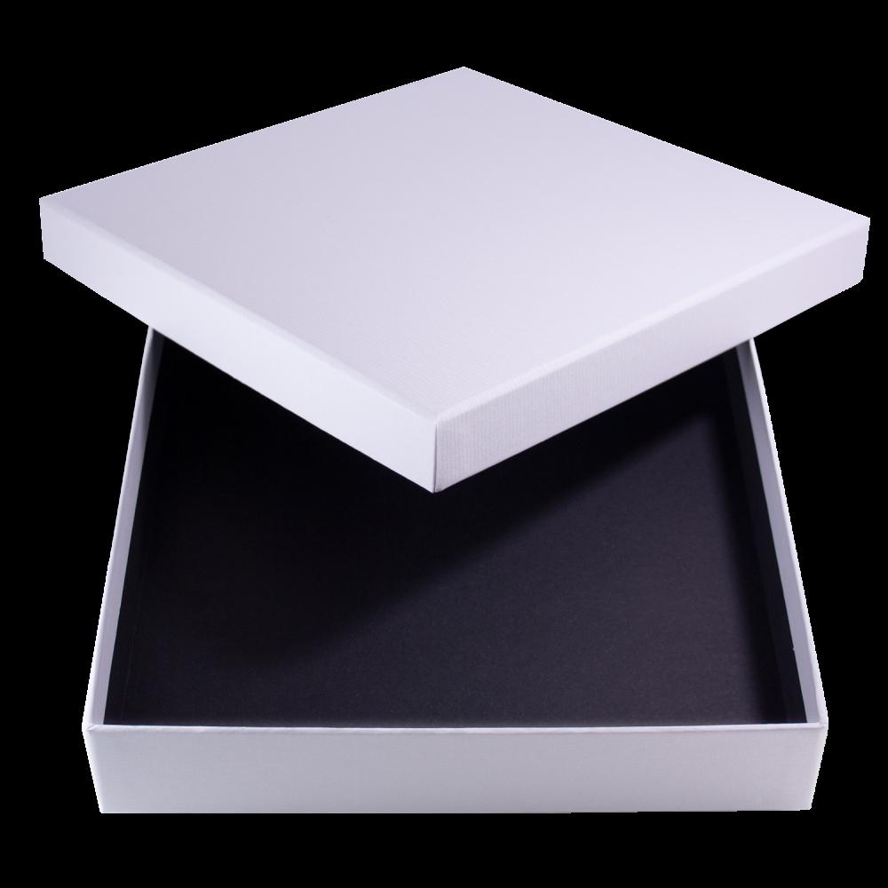 A&G-heute Geschenkbox Präsentbox 21.5 x 21.5 x 4cm