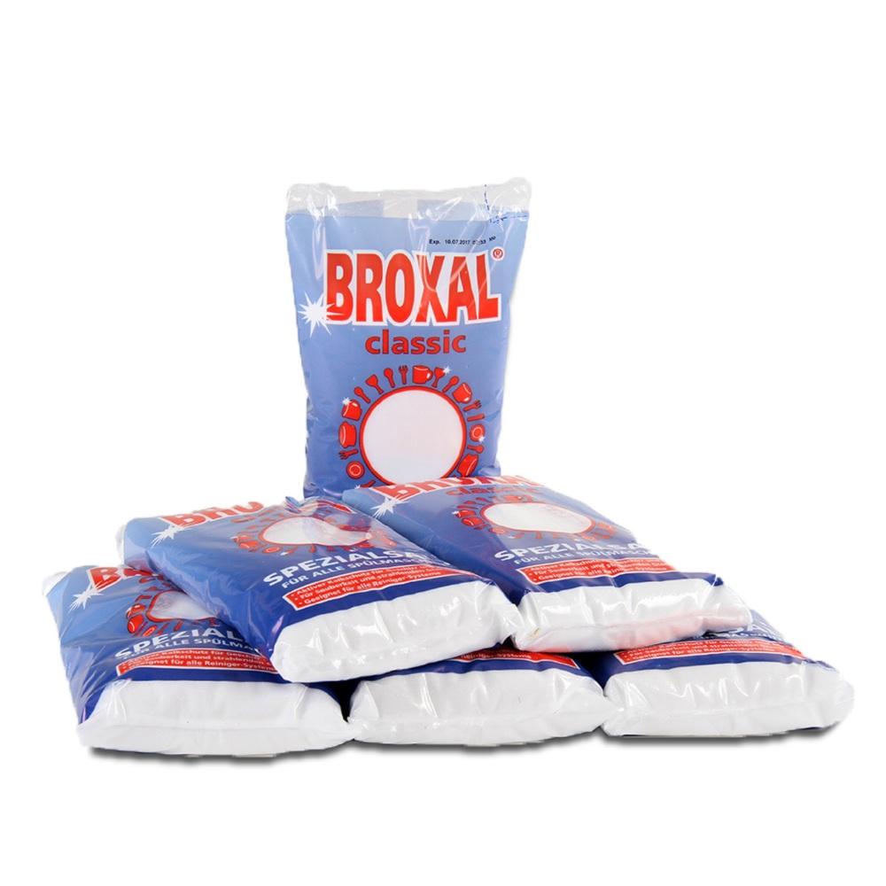 Broxal Classic Spülmaschinensalz feine Körnung