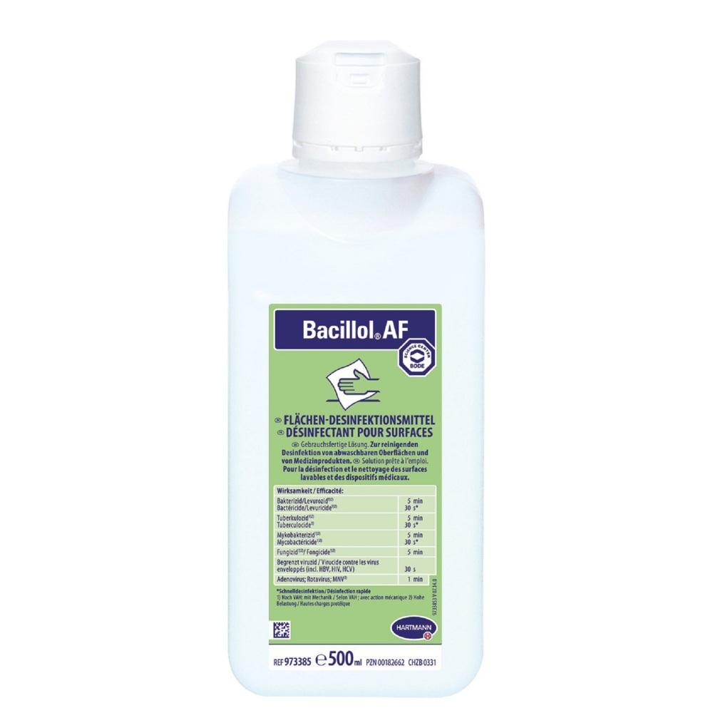 Bacillol AF Oberflächendesinfektion