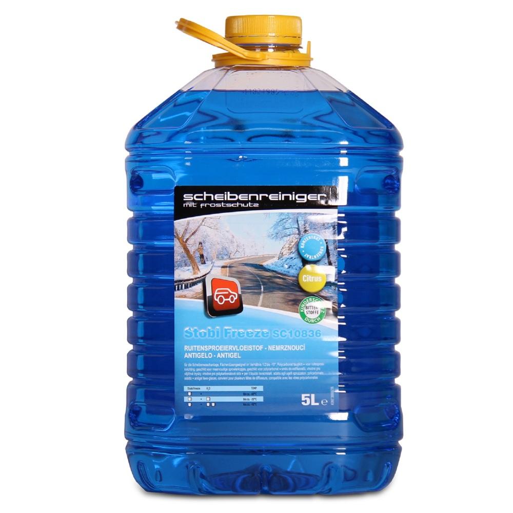 Stobi Freeze 5 Liter Konzentrat -60°C Frostschutzmittel