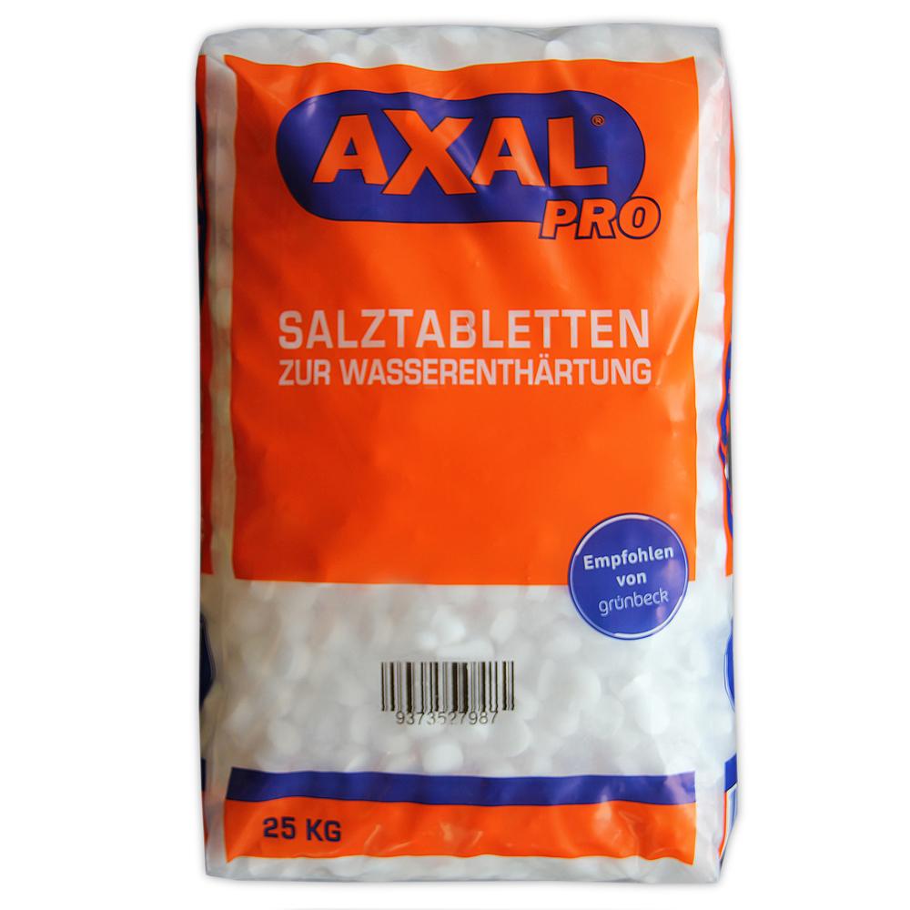 Axal Pro 25kg Regeneriersalz Salztabletten