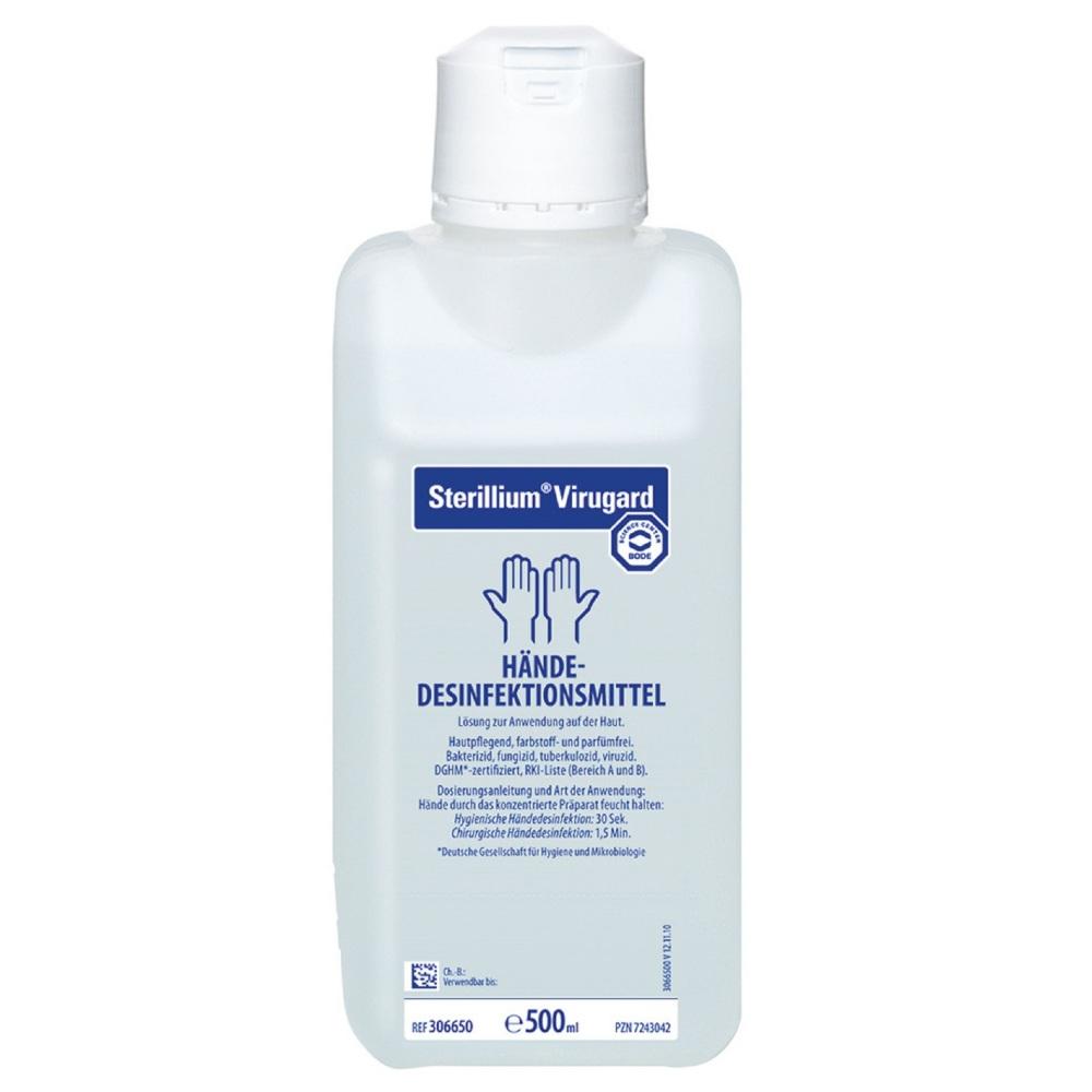 Sterillium Virugard Hygiene Händedesinfektionsmittel