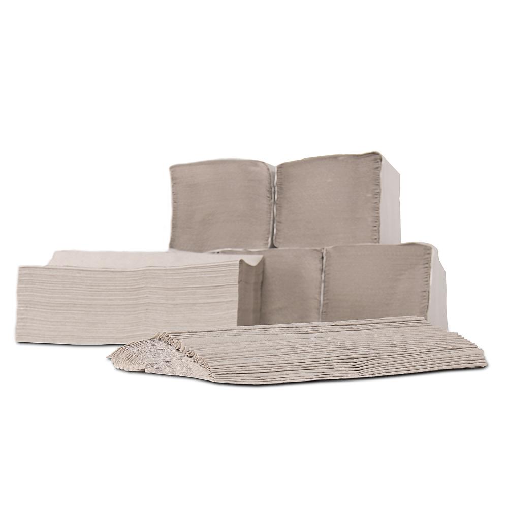 A&G-heute 1-lagig 25 x 23cm Papierhandtücher