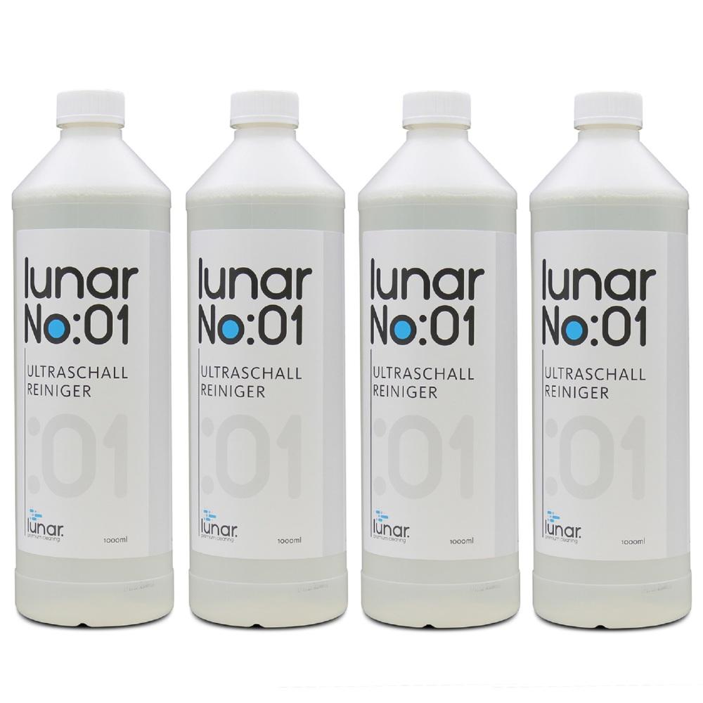 lunar. premium cleaning No:01 Ultraschallreiniger Konzentrat