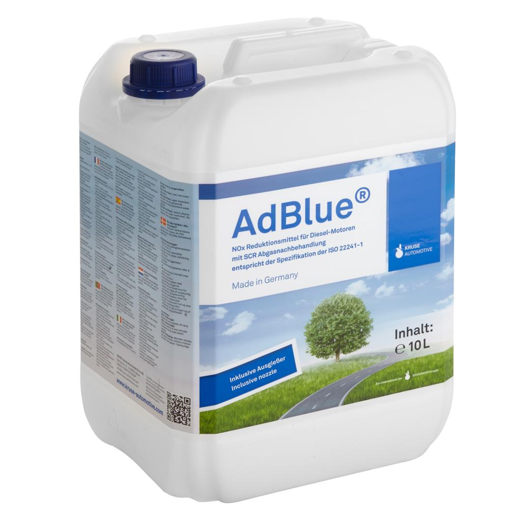 A&G-heute AdBlue Kanister